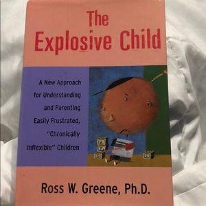 The Explosive Child🤑